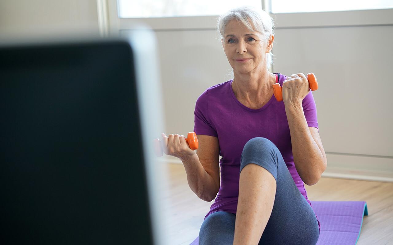 pilates terapeutico online